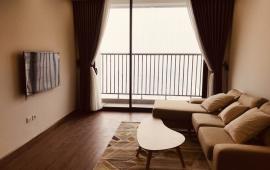 cho thuê căn hộ tầng 5 chung cư Thái Hà-43 Phạm Văn Đồng 02pn nội thất cơ bản cđt, giá 6.5tr/th lh 0972525840