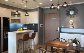 Cho thuê căn góc tầng 17 chung cư Mỹ Đình Pearl 110m2, 3 PN đủ nội thất 17tr/th. 0989.144.673