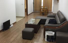 Chủ nhà cho thuê căn hộ Nam Cường 2 phòng ngủ 67m2 đồ cơ bản giá 9tr/th