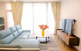 Cho thuê căn hộ The Garden Hill 99 Trần Bình 2 ngủ đầy đủ nội thất 11tr/tháng. lh:0966601366