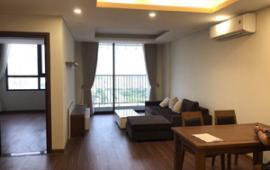 Cho thuê căn hộ chung cư tòa nhà Lạc Hồng Lutios N01T5 KĐT Ngoại Giao Đoàn căn tầng trung đẹp đồ CB