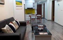 Cho thuê CHCC tòa Thống Nhất Complex 82 Nguyễn Tuân, TX căn 3PN full nội thất. LH: 0918746982