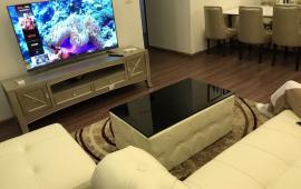 Cho thuê căn hộ chung cư Ngoại Giao Đoàn- Xuân Tảo- Bắc Từ Liêm 03pn, dt 130m2, có tủ bếp, giá 10tr/th, lh 0972525840