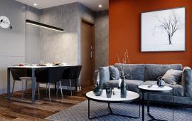 """0985805238 """"Đang trống"""" Cho thuê căn hộ 1PN Vinhomes Skylake Phạm Hùng, DT 49m2, Full nội thất cao cấp, giá 12 triệu/th"""