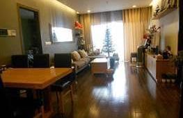 cho thuê căn hộ chung cư 671 Hoàng Hoa Thám, 113,5 m2, 2 ngủ, 2 wc, đủ đồ 15 tr/ tháng. 0981 261526.