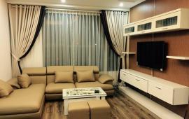 Cho thuê căn hộ Star City tầng 25, diện tích 112m2, 3 phòng ngủ, full option. LH: 0903205290