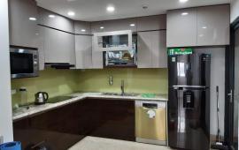 gia đình cho thuê căn hộ chung cư khu đô thị NAM CƯỜNG cổ nhuế CT2B full nội thất, dt 120m2, giá 10tr, LH 0973139600
