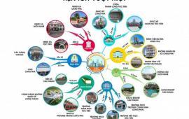 Bán nhanh 5 lô đất trung tâm Bà Rịa, sổ hồng riêng, xây dựng tự do, công chứng ngay 0938236230
