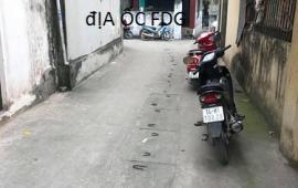 Bán đất 69m2, mặt tiền 5m ngõ CỬA VIỆT 2 Trâu Qùy, giá 43tr/m2 lh Trang 0858625898