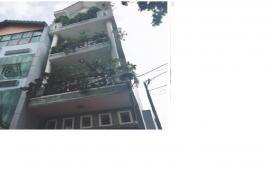 Nhà mới, ngay chợ Tân Trụ, Tân Bình, 5 tầng, 8.7 tỷ.