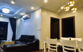 Cho thuê chung cư Goldmark City Bắc Từ Liêm, 3 phòng ngủ sáng, căn góc 110m2, view quảng trường. LH: 0979876545
