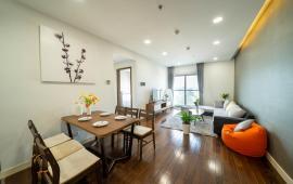 Cho thuê căn chung cư cao cấp tại tòa M5 Nguyễn Chí Thanh, 3PN với DT 125m2, giá 15 tr/th