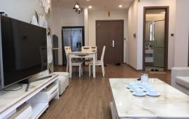 Cho thuê căn hộ 50m2 gần D2 Giảng Võ, đầy đủ đồ, giá 9.5tr/th (gồm phí dịch vụ, cáp, internet)