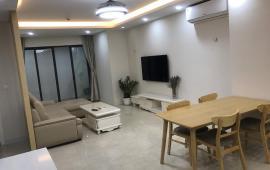 Cho thuê căn hộ 45m2 gần Kim Mã, đầy đủ đồ từ 9.5tr/th (gồm phí dịch vụ, cáp, net, nước sinh hoạt)