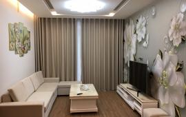 Cho thuê gấp căn hộ tầng trung tại 36 Hoàng Cầu, 67m2, 1PN - 1VS, đủ đồ, giá 14 triệu/tháng