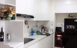 Cho thuê căn hộ chung cư The Garden Hill 99 Trần Bình, Mỹ Đình, DT 75 m2, 2PN, Full 11 tr/ tháng