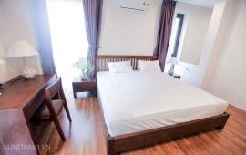 Căn hộ dịch vụ 1 ngủ Kim Mã thích hợp cho khách Nhật tại 535 Kim Mã, phố Nhật