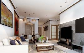 Cho thuê căn hộ 3PN đủ đồ đẹp, giá rẻ, view sông Hồng cực đẹp tại Aqua Yên Phụ
