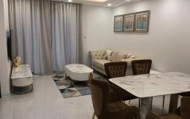 Cho thuê chung cư Hà Nội Aqua Central Yên Phụ 3PN, 120m2, full đồ, giá 28 triệu/th. LH: 0989862204