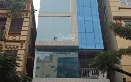 Cho thuê tòa nhà Building mặt phố Đoàn Thị Điểm, Đống Đa 160m x9T có hầm đường oto 2 chiều