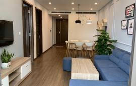 Cho thuê căn hộ Sun Grand Số 3 Lương Yên, Hai Bà Trưng, 80m2, 2 phòng ngủ full, LH: 0387847288