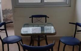 Chính chủ cho thuê căn hộ 2 phòng ngủ, full đầy đủ nội thất tại chung cư 183 Hoàng Văn Thái