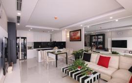 Căn hộ cho thuê tại (Tân Hoàng Minh - Quảng An) 115m2, 3PN, nội thất cao cấp, giá 23 tr/tháng