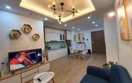 Tôi thiện chí cho thuê căn hộ 2 PN chung cư Sun Grand City Tây Hồ mới nhận bàn giao nhà