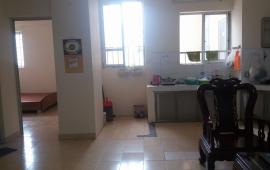 Cho thuê chung cư B3B Nam Trung Yên, Cầu Giấy 70m 2PN có đồ cơ bản giá 8tr nhà mới sửa lại sạch sẽ