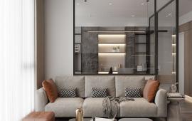 Cho thuê căn hộ 2PN tại Vinhomes Metropolis tòa M2 full nội thất 76m2, giá 22tr/th.