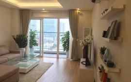 Chính chủ cho thuê căn hộ tại dự án Handiresco 100m2 , 3PN , đủ đồ , 13tr/th-Lh : 0968045180