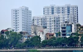Cho thuê chung cư TĐC 36 Hoàng Cầu, Đống Đa, HN, DT 52m2 1PN 1WC, LH 0901.563.989