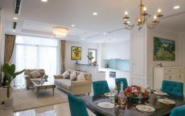 Cho thuê căn hộ tại D'.Le Pont D'or, Tân Hoàng Minh, 36 Hoàng Cầu, 110m2, 3PN, giá 16 triệu/tháng
