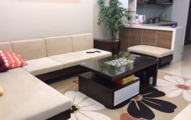 Tôi cho thuê căn hộ chung cư Tràng An Complex Hoàng Quốc Việt, nội thất đầy đủ 88m2 2PN giá 10tr