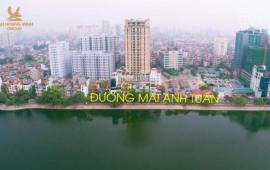 Cho thuê chung cư TĐC 36 Hoàng Cầu, Đống Đa, HN, DT 62m2 2PN 1WC giá 8tr/tháng LH: 0901.563.989