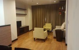 Cho thuê căn hộ chung cư cao cấp Hoà Bình Green Apartment 376 đường Bưởi căn góc 3PN full đồ