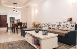 Cho thuê căn hộ tại dự án chung cư Vườn Xuân - 71 Nguyễn Chí Thanh, 120m2, 3PN, đủ đồ với giá 14tr/tháng