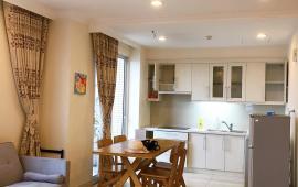 Cho thuê căn hộ T15 chung cư Oriental Westlake 174 Lạc Long Quân, căn góc, view hồ Tây, 2 ngủ full đồ