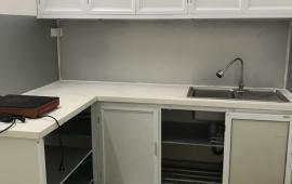 Cho thuê căn hộ tập thể B6 Kim Liên 80m2 2PN nhà sơn lại đẹp có đồ cơ bản tiện ở làm văn phòng