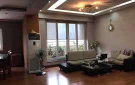 Cho thuê căn hộ chung cư Hà Thành Plaza 102 Thái Thịnh, Đống Đa 115m2, full đồ như hình vào ngay