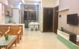 cho thuê căn hộ chung cư cao cấp Trang An Complex Số 1 Phùng Chí Kiên  -căn hộ có DT 87m2 thiết kế 2pn 2vs, nội thất đầy đủ