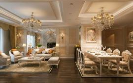 Cần cho thuê căn hộ 3PN full đồ, giá 22 triệu/tháng tại D'.Le Roi Soleil - Quảng An - Xuân Diệu