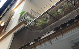 Bán Nhà :phố Ngọc Hà: 57m2*3 tầng, mặt tiềm 8m an sinh đẳng cấp.