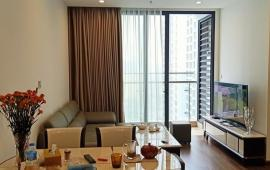 Cho thuê căn hộ 2PN - 2WC - 72m2, tầng 18 tòa W1 nội thất cao cấp tại Vinhomes West Phạm Hùng