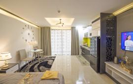 Cho thuê CH 38m2, nội thất cơ bản đến full đồ, giá thuê rẻ nhất Vinhomes D'Capital Trần Duy Hưng