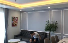 Cho thuê căn hộ 3PN đủ đồ hiện đại, view sông, giá rẻ tại Aqua Yên Phụ