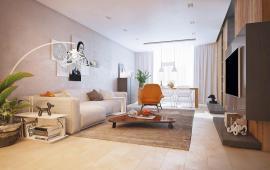Cho thuê căn hộ cao cấp D'. Le Pont D or, Tân Hoàng Minh, 36 Hoàng Cầu 126m2, 3PN, giá 17 triệu/tháng