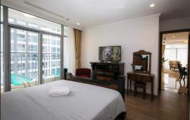 Cho thuê căn hộ 2PN, đồ cơ bản, 70m2, giá 12tr, tại Liễu Giai Tower - 26 liễu giai. LH: 0967.905.158