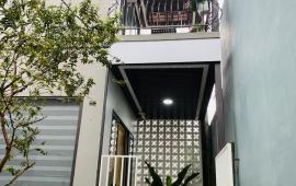 Bán đất tặng nhà 2 tầng full nội thất cao cấp,gần trường quốc tế Archimedes Cổ Dương