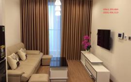 Cho thuê CHCC Vinhomes Metropolis - Liễu Giai , Ba Đình , 80m2 , 2PN sáng , đủ đồ đẹp . 0974429283